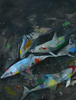Todos los peces van al cielo - OBRA ORIGINAL