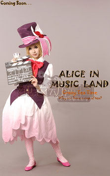 VOCALOID 鏡音 風 alice in musicland