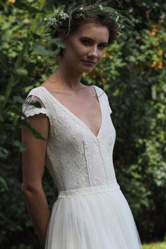 Brautkleid Naturschönheit