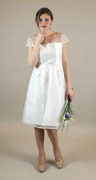 Seiden Brautkleid Mille