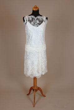 Vintage Brautkleid Gry