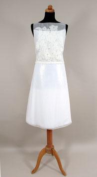 Kurzes Vintage Brautkleid Amara
