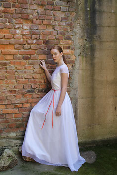 Hochzeitskleid Grey