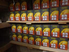 Quitten/ Apfel Most (50/50) vom Mayenfels 5 Liter im Karton