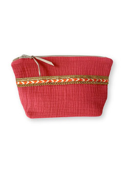 POUCH coral