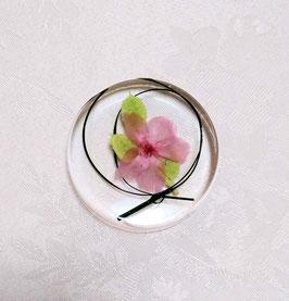 桜のクリスタル・アートリウム®丸型