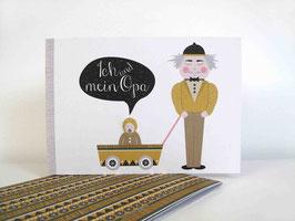 'Ich und mein Opa' Büchlein