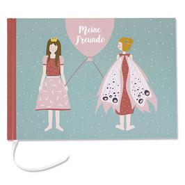'Meine Freunde' Büchlein (Hardcover)