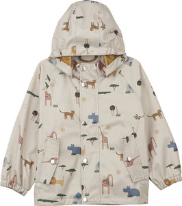 Liewood Parker Rainwear Safari sandy mix Junior size