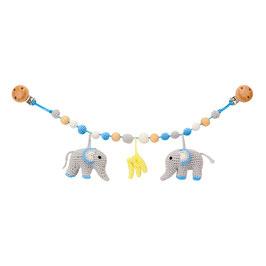 Kinderwagenkette Elefant