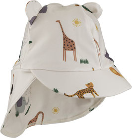 Liewood Sonnenhut Senia Safari sandy mix