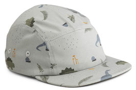 Liewood Rory Cap - Blue mix Dino
