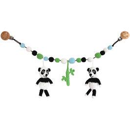 Sindibaba Kinderwagenkette Panda