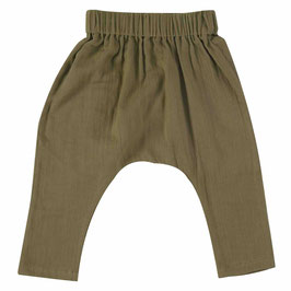 Baggy pants - Olive