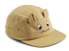 Liewood Rory Cap - Mouse wheat yellow