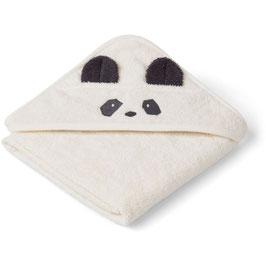 Kapuzenhandtuch Albert Panda creme de la creme