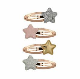 Mimi & Lua Haarclips Stars