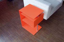 X-Centric Table orange
