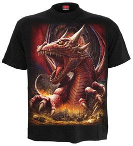 T-Shirt Awake the Dragon XXL