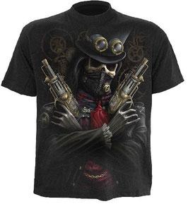 T-Shirt Steampunk Bandit