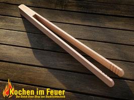 Grillzange aus Holz 30 oder 60 cm