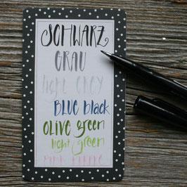 "Schreibstift  ""Brush Sign Pen"""
