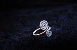 Spiralen Ring