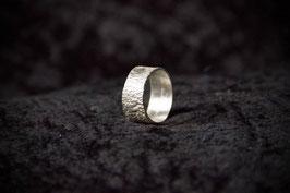 """""""Wellen"""" Ring 1mm"""