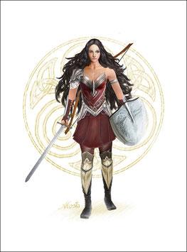 Die innere Kriegerin