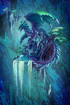 The Dragons's Waterfall