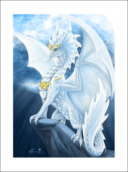 Drachenkönigin Alba (Einweihung)