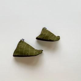 GREEN -Kineya Reusable Shopping Tote Bag-