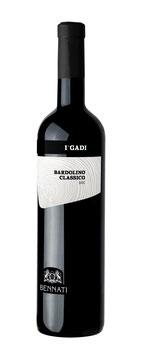 I GADI Bardolino Classico D.O.C. 2019