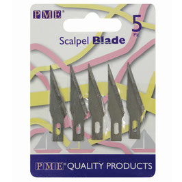 PM0790 PME 5er Set Ersatzklingen für Modellier Scalpel