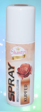 Lebensmittel Farbspray - Kupfer- 50 ml - Shantys