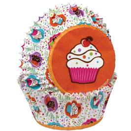 Wilton Baking Cups Party Pkg/75