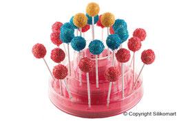 Cake Pop Ständer - Pops Stand Fucsia