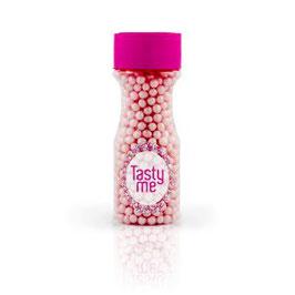 TM-2048 Crispy Zuckerperlen Perlmutt Rosa