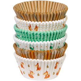 Wilton Baking Cups Woodland Animals Pkg/150