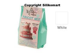 SM9303 Essbare Spitze Weiß - Trikot Mix Lace White