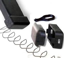Arredondo +3/+4 Böden für Glock