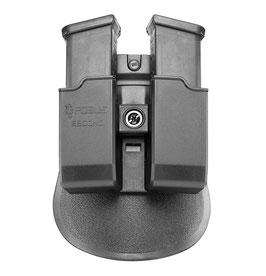 Fobus Doppel Magazinhalter '9mm glock'