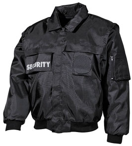 "blouson ""security"""