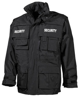 "Jacke ""security"""