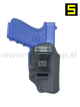EVO IWB Holster für Glock Pistolen