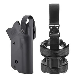 Ghost 5.2 Tactical Holster Level 3 GLOCK