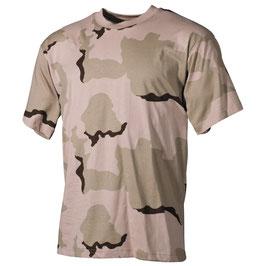 US T-Shirt 3 Farben Desert