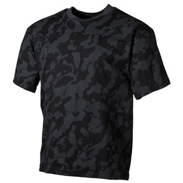 US T-Shirt Night Camo