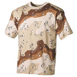 US T-Shirt 6 Farben Desert