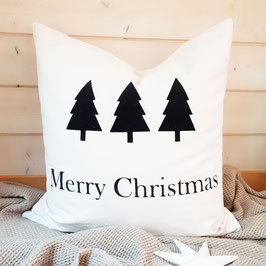 "Kissen ""Merry Christmas"""